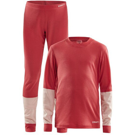 Craft Baselayer Set Kinderen, beam/touch